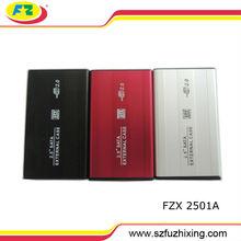 usb2.0 hard drive case 2.5sata hdd