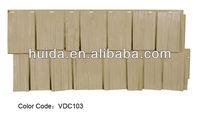 Exterior Siding Panel, Cedar Image Siding