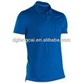 100% poliéster dri fit personalizado t polo camisa dos homens