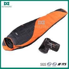 Manufacture price waterproof mummy sleeping bag