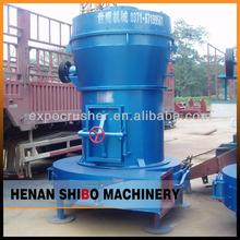 zhengzhou SHIBO fine grinding 4r raymond powder mill