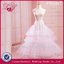 Hot Sell Wedding Dress Hoop Petticoat