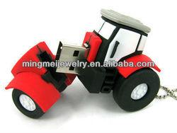excellent design cartoon model car PVC usb flash drives