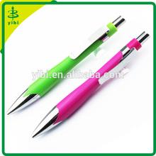 JD-C927 hot-selling promotional plastic pink ballpoint pen
