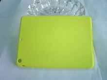 Lemon yellow soft tpu case for new produced waterroof ipad air cover accessories in stock high quality and fast delivery