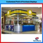 Retai and Fast Food Bar Service Counter Design