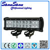 stainless steel led 48w light bar offroad suv accessories sport light ss-5048