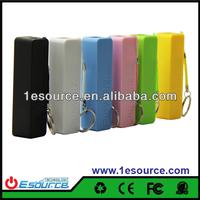 Perfume mobile power bank 2200mah for iPhone5C/samsung