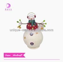 2014 new trend christmas ornament snowman decoration