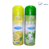 Hot selling natural fresh lemon fragrance hanging christmas car air freshener