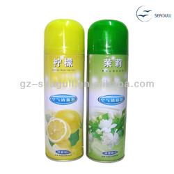 Hot selling natural fresh lemon fragrance hanging christmas car air freshener