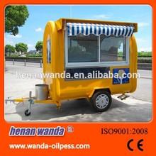 WANDA Mobile Muntifunction Fast Food Van