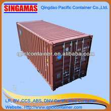 Brand new 20ft/40ft/40HC standard shipping container for sale in China