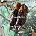shanghai società del settore alibabà italia di pelle calzature uomo scarpe color cammello