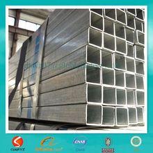 12.7*12.7mm piccole dimensioni zincato vasca quadrata made in china