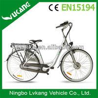 700c Classic Dutch electric off road bike
