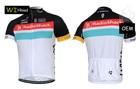 Accept sample order low MOQ full sublimated radioshack cycling 2014/white cycling jersey sublimation/radio shack bicycle shirt