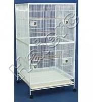 Large metal parrot cage/bird cage (AV72 )