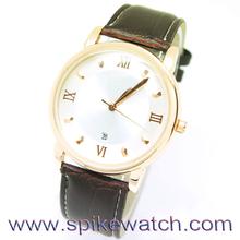 Wrist watch leather men top brand watches