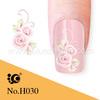 2014 new designs fashion nail ar sticker nail accessories press on nails