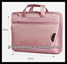 new style good quality nylon shoulder laptop bag for briefcase computer bag