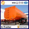 Best Sell 40cbm Fuel Oil Tank Semi Trailers /diesel tanker Semi Truck Trailer