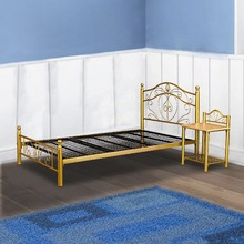 modern single home extra guest folding bed frame