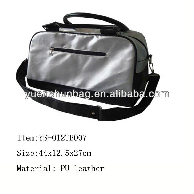2015 Popular Multifunction Large PU Leather Travel Bag