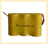 SC 1200mah Nicd rechargeable batteries 3.6v for Solar lights