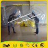 1.0mm TPU commercial grade bumperz bubble ball/ football bubble ball for adult games