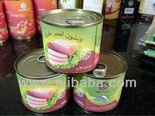 Canned Beef Luncheon - Boeuf en conserve - Carne enlatada - Rindfleischkonserven