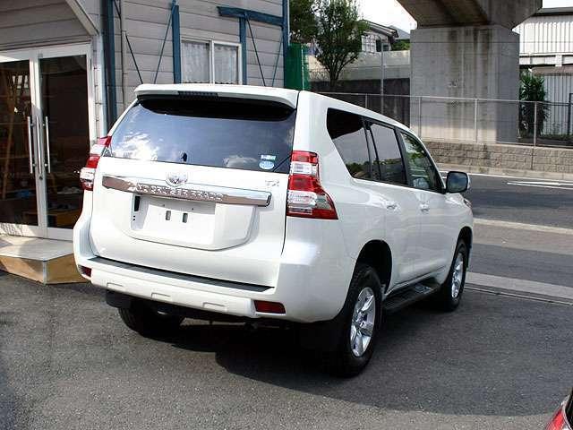 2014 RHD Toyota Land Cruiser PRADO GXL 3 0L Diesel 4WD AT 7 seater