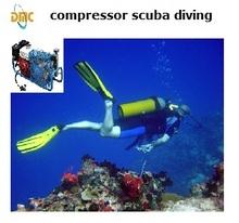 High Pressure Air Compressor for scuba diving 4500psi
