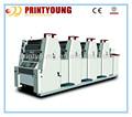 Pry-452b dever automático pesado quatro cores máquina de impressão offset