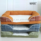 pet bed use soft PV plush