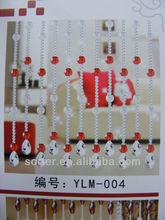 wholesale wedding decoration crystal bead curtain