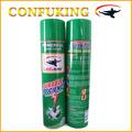 Confuking aerosol spray de controle de pragas pyrethrin inseticida