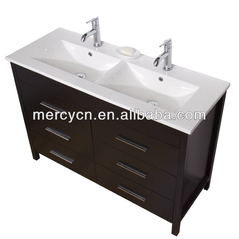 Knotty Alder Bathroom Vanity Cabinet with Rustic Bathroom Vanities