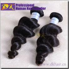 100% human Malaysian virgin Real 6A model model hair extension wholesale