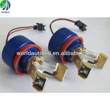 High quality B-MW e92 led marker,white/blue,E90/E92/E93/E70/E71,CREE 4W,12V-24V DC,led angel marker light