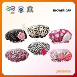 Fashion Ear Shower Cap