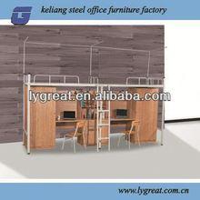 office furniture! steel tube frame bed