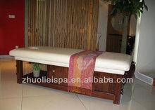 11D08B Wooden Massage Table of salon furniture