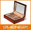 Custom Made Wooden or Leatherette Pen Case Box