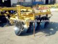 equipos agrícolas dirección doble disco de arado