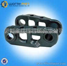 Track link (Flat shoe ) for SANY SCC600C Crawler Crane