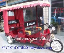 Electric rickshaw& three wheels motor& motorcycle& tuk tuk & bajaj for sale --2014 KAVAKIMOTOR
