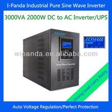 DC to AC converter 15000VA 10000W 12V 24V 48V 96V 192V (optional)