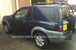 Land Rover Freelander Van 2.0L Diesel Manual 4x4