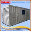 20 feet HC steel generator container